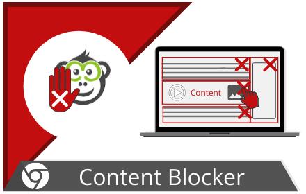 Content Blocker ist die Perfekte Ergänzung zu Deinem Adblocker, um ungestört im Netz zu Surfen. Mit der Extension kannst Du gezielt Elemente auf Websites blocken.