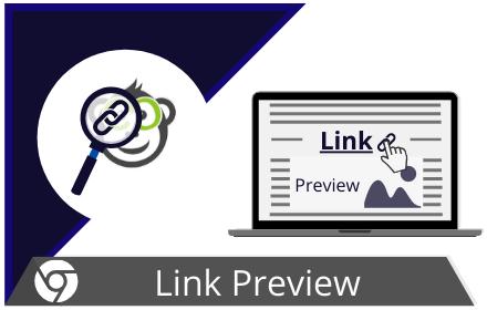 Du willst wissen wohin Dich ein link bringt? Link Preview zeigt Dir eine Vorschau der Ziel-URL jedes Links bevor Du darauf klickst.